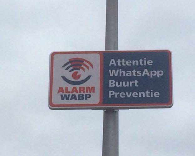 Gemeente Opmeer ondersteund WhatsApp Buurtpreventie